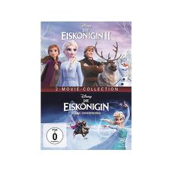 Die Eiskönigin 1 & 2 DVD