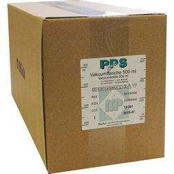 PPS Vakuumflasche 500 ml