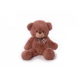 inware Kuscheltier Teddybär groß 53 cm braun Stoffteddybären Teddys