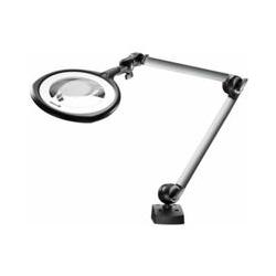 Waldmann LED-Lupenleuchte - Leistung 14 W, 48 Leuchtdioden, schwarz