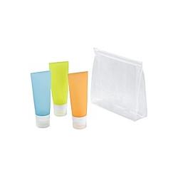 Hama Kosmetik-Set für Handgepäck, Silikon