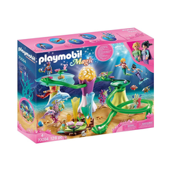 Playmobil® Spielfigur PLAYMOBIL® 70094 Korallenpavillon mit Leuchtkuppel