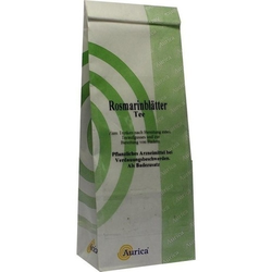 ROSMARINBLÄTTER Tee Aurica 80 g