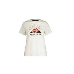 Maloja T-Shirt Maloja GoldnesselM T-Shirt L