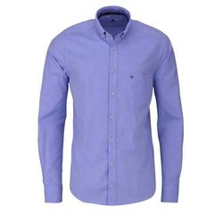 Hatico Langarmhemd Hatico - Modern Fit M