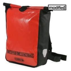 Ortlieb Kuriertasche rot-schwarz - Gr��e 39 Liter