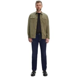 Levis 514 Herren Jeans Straight in blauem Chain Rinse-W33 / L34 Blau 33 x 34