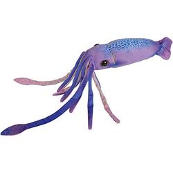 WR-PRINT Tintenfisch lila