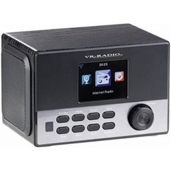 VR-Radio IRS-650 WLAN DAB+ Internetradio