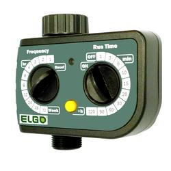 """Vitavia Elektronische Bewässerungsuhr für Wasserhahn """"WT218"""",grün,"""