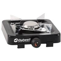 Outwell Appetizer Gaskocher, 1-flammig, schwarz