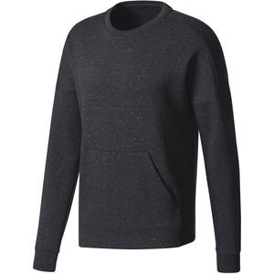 adidas Herren ID Stadium Crew Sweatshirt, Black, M