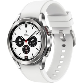 Samsung Galaxy Watch4 Classic BT 42mm, silber
