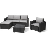 Allibert Moorea Lounge Set
