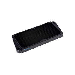 AlphaCool Wasserkühlung NexXxoS ST30 Full Copper X-Flow 280mm Radiator