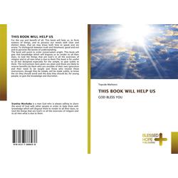 THIS BOOK WILL HELP US als Buch von Topside Mathonsi