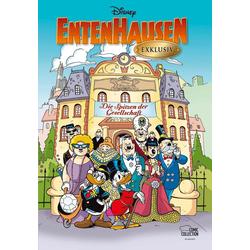 Entenhausen exklusiv als Buch von Walt Disney