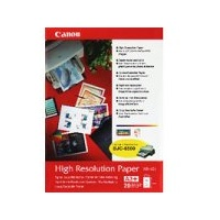 Canon High Resolution HR-101N A3 106 g/m2 20 Blatt (1033A006)