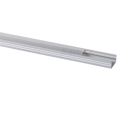 PROFILO B LED Aluminium U-Profil inkl. Abdeckung Matt 2m