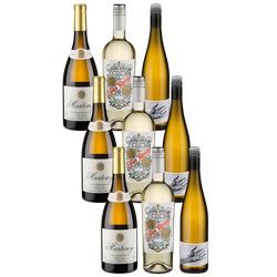 9er-Paket Weinspaß in Weiß - Weinpakete