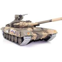 Heng Long Panzer Russland T90 RTR mit Schussfunktion, Rauch und Sound (ET4787)