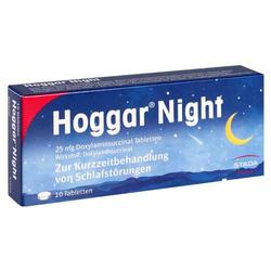 HOGGAR Night Tabletten 10 St