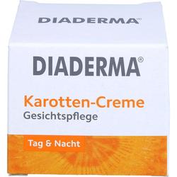 DIADERMA Karotten Creme 50 ml