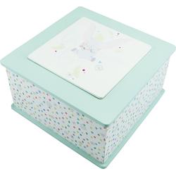 Disney Aufbewahrungsbox Dumbo Ablage Box, blau
