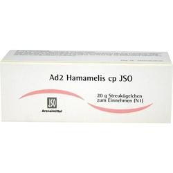 JSO Ad 2 Hamamelis cp Globuli 20 g