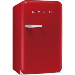 SMEG FAB10 Rot - Rechtsanschlag