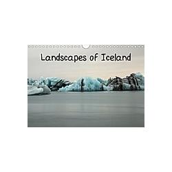 Landscapes of Iceland (Wall Calendar 2021 DIN A4 Landscape)