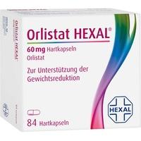Hexal Orlistat Hexal 60 mg Hartkapseln 84 St.