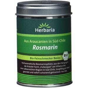 Herbaria Rosmarin geschnitten, 1er Pack (1 x 40 g Dose) - Bio