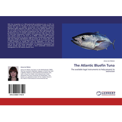 The Atlantic Bluefin Tuna als Buch von Anna ter Molen