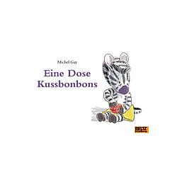 Eine Dose Kussbonbons. Michel Gay  - Buch