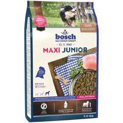 Bosch Petfood Trockenfutter Maxi Junior, 3 kg