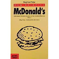 Zum Beispiel McDonald's