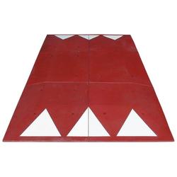 Berliner Kissen Komplett-Set LxBxH 3000 x 1800 x 65mm schwarz 34794