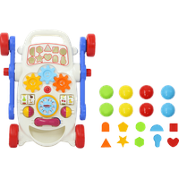 Jamara Chicco Babylaufwagen Mehrfarben