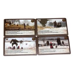 Feuerland Spiel, Scythe Promo Kartenset #2 (deutsch)