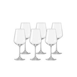 Sophienwald Weinglas UNO Gastro Universal-Glas 6er Set (6-tlg), Glas
