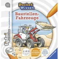 Ravensburger tiptoi Baustellen-Fahrzeuge