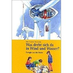Was dreht sich da in Wind und Wasser?. Gisbert Strotdrees  - Buch