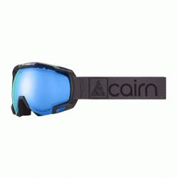 Cairn - Mercury Evo Nxt Mat Black Silver Blu - Skibrillen