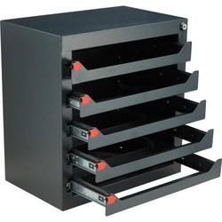 E-Norm Turm 577/5 für 5 Montagekoffer