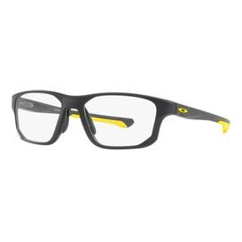 Oakley Herren Brille »CROSSLINK FIT OX8136«, grau, 813603 - grau