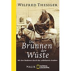 Die Brunnen der Wüste. Wilfred Thesiger  - Buch