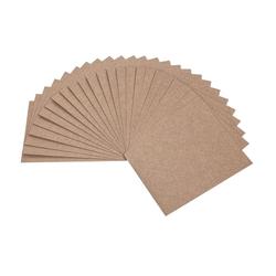JOY CRAFTS Kraftpapier Kraftpapier, 25 Stück