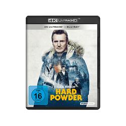Hard Powder 4K Ultra HD Blu-ray