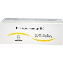 JSO Fb 1 Aconitum cp Globuli 20 g
